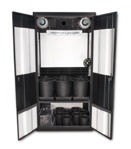 deluxe 3 grow cabinet
